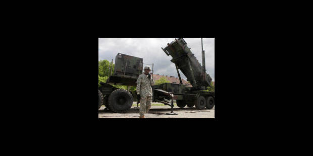 "Missiles Patriot en Turquie? ""Pas de raison de refuser"", dit Fabius - La Libre"