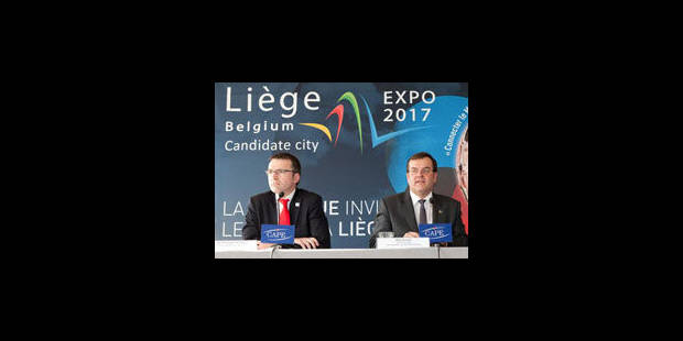 Expo 2017: Liège loupe le coche et les réactions pleuvent - La Libre