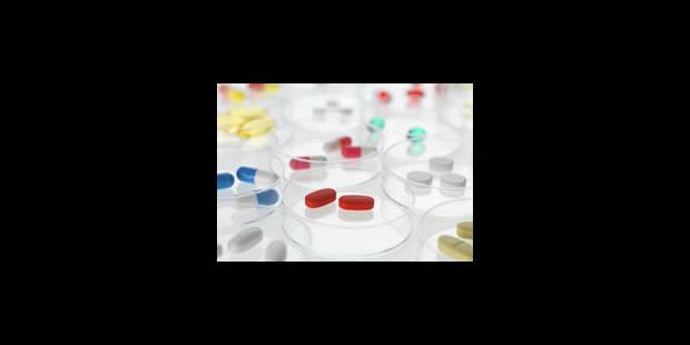 Toujours plus de médicaments pour les enfants - La Libre