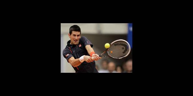 Djokovic jouera contre la Belgique en Coupe Davis - La Libre