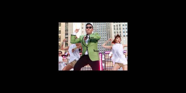 Gangnam Style détrône Justin Bieber - La Libre