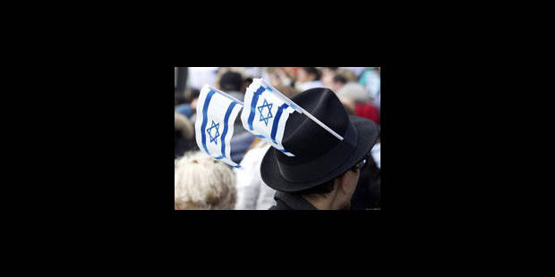 Manifestation pro-Israël et manifestation pro-palestinienne - La Libre
