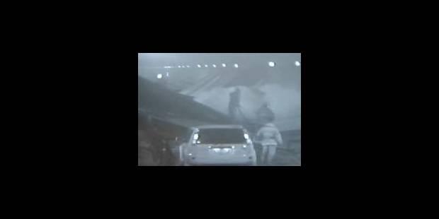 Sept personnes disparaissent au Japon dans l'effondrement d'un tunnel autoroutier - La Libre