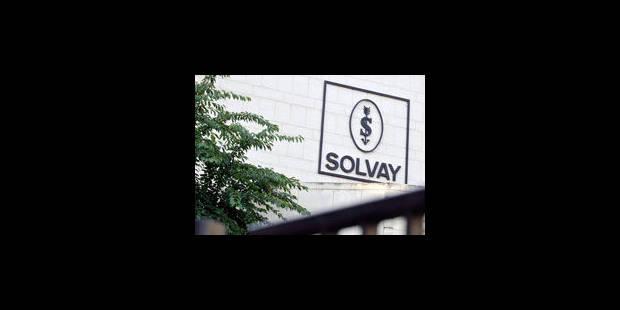 Solvay dans le top 100 des entreprises les plus innovantes - La Libre