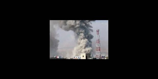 """La route de l'aéroport de Damas """"sécurisée"""" par l'armée - La Libre"""