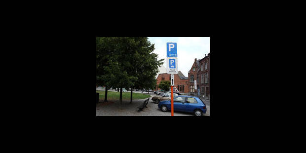 Bruxelles: surchauffe autour du stationnement - La Libre