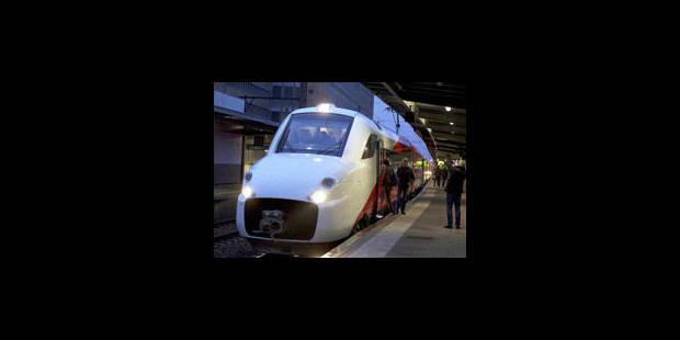 Premiers trajets pour le train à grande vitesse Fyra - La Libre