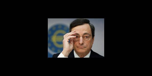 La BCE est-elle trop frileuse? - La Libre