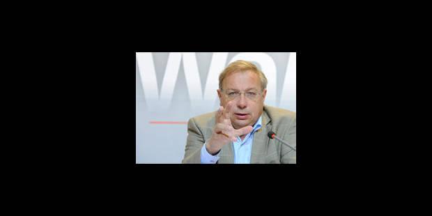 Budget Fédération Wallonie-Bruxelles : les travaux débutent par des excuses - La Libre