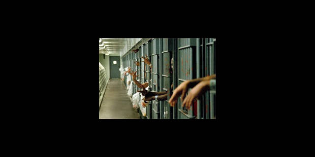 """Prisons: """"Un engorgement du système"""" - La Libre"""