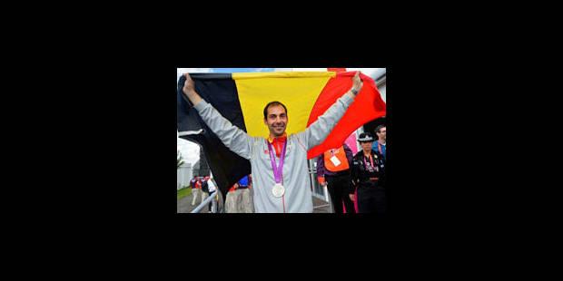 Sportif de l'année : Cox 4e devant Kompany et Kevin Borlée - La Libre