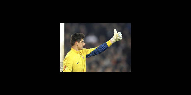 Thibaut Courtois 3e Golden Boy 2012