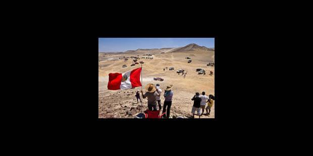 Dakar 2013: le double défi de la sécurité et de l'environnement - La Libre