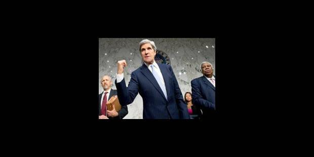 Obama nomme John Kerry au département d'Etat