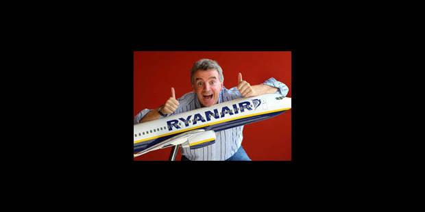 """Les """"eurocrates"""" en vol avec Ryanair ?"""