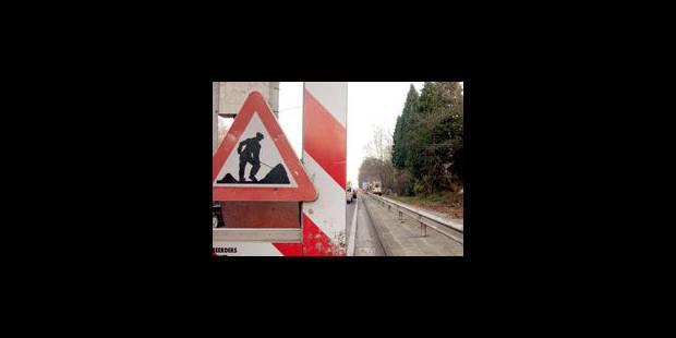 Les principaux chantiers sur les routes en 2013 - La Libre