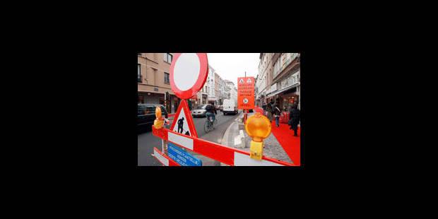 Les travaux prévus en 2013 à Bruxelles - La Libre