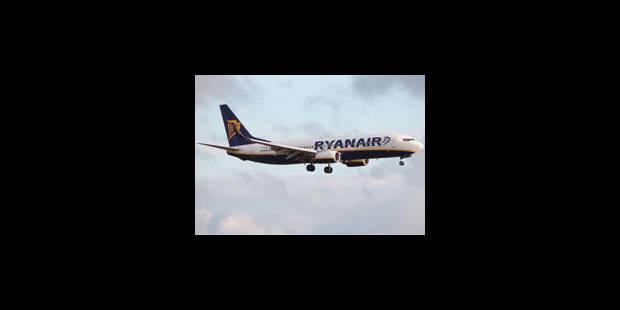 Attaqué sur la quantité de carburant, Ryanair réfute - La Libre