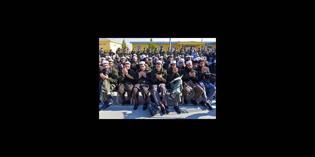 Des centaines de talibans libérés pour faire avancer la paix - La Libre