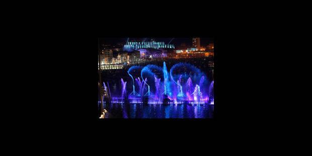 Marseille 2013 inaugurée avec enthousiasme - La Libre