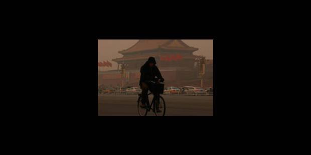 Pollution en Chine: des mesures coûteuses et audacieuses nécessaires - La Libre