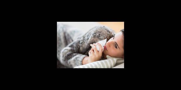 La grippe est là, la gastro à nos portes - La Libre
