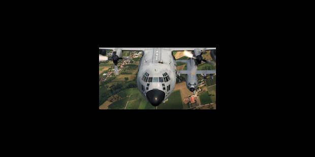 La Belgique envoie un C-130 au Mali - La Libre