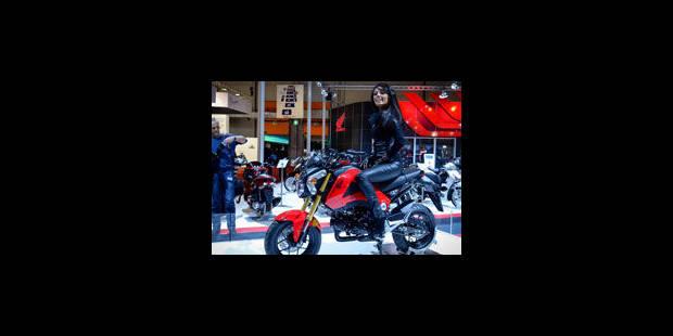 La moto, moins de passion, plus de raison - La Libre