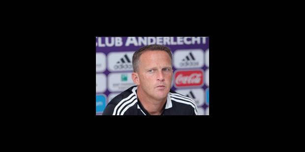 van den Brom: ?Biglia va revenir très vite? - La Libre