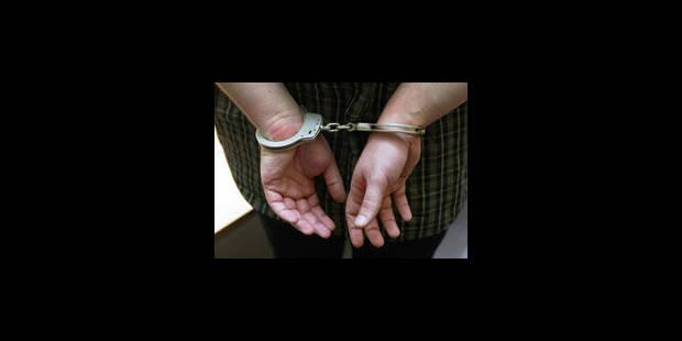 1.095 arrestations grâce aux indics - La Libre
