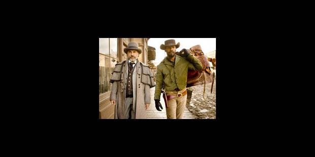 Django Unchained: le Black, la Brute et l'Allemand - La Libre