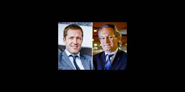 Paul Magnette est le nouveau président du PS - La Libre