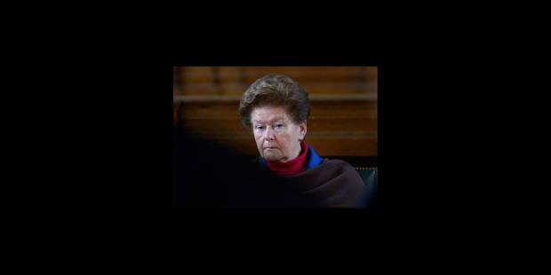 Francine De Tandt condamnée à 6 mois de prison - La Libre