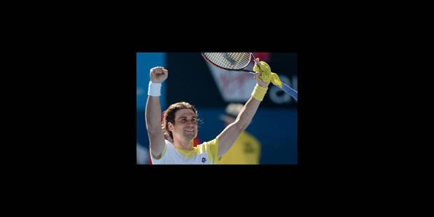 Open d'Australie: Ferrer et Djokovic qualifiés pour les demi-finales - La Libre