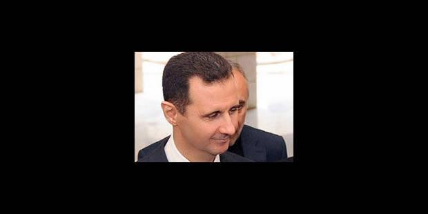 Les amazones de Bachar al-Assad sur le pied de guerre - La Libre