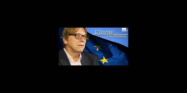Verhofstadt : London, we have a problem !