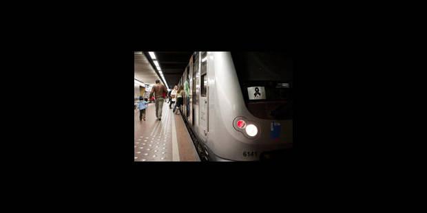 La STIB va augmenter sa capacité de transport - La Libre