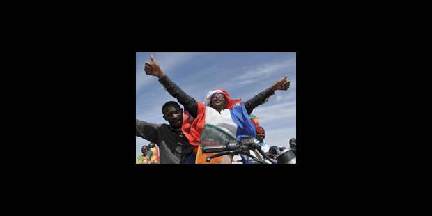 Mali: l'armée française contrôle l'aéroport de Kidal - La Libre