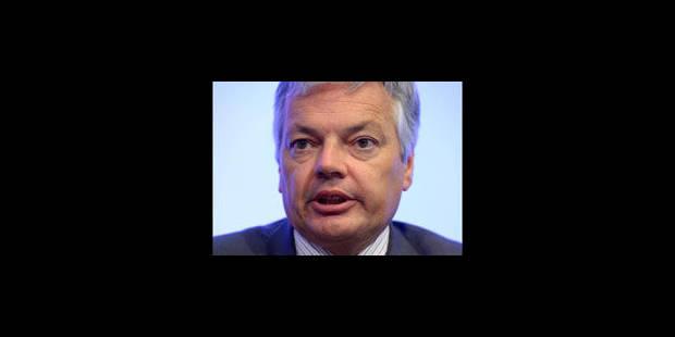 "Reynders: la Belgique a choisi de participer à une UE ""full options"" - La Libre"