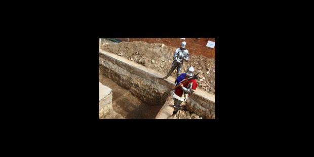 Le squelette trouvé sous un parking est celui de... Richard III