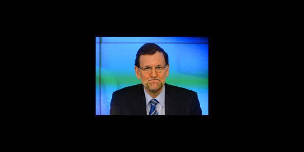 Espagne: le parti au pouvoir annonce des poursuites