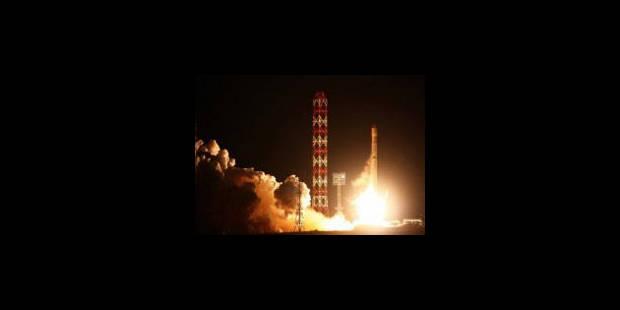 Une fusée russe retombe dans le Pacifique avec un satellite américain - La Libre