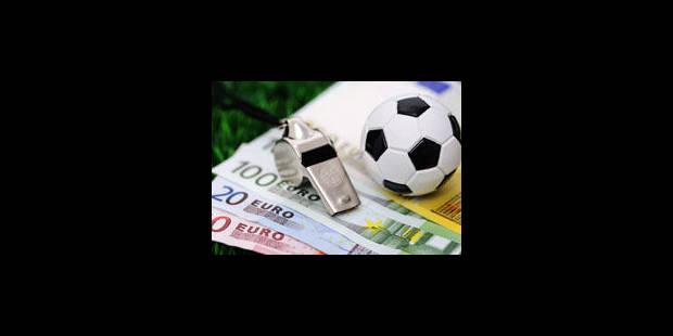 19 matches truqués en Belgique