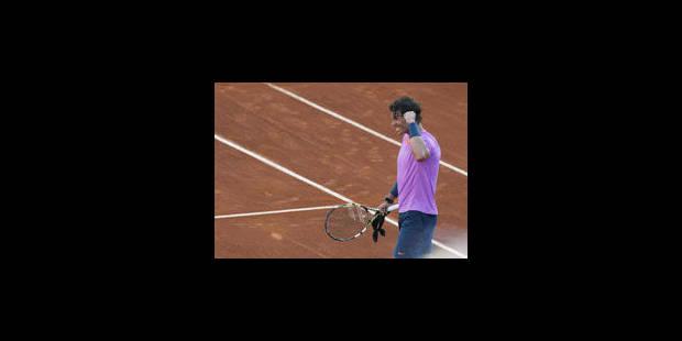 Nadal remporte son premier simple depuis juin 2012 - La Libre