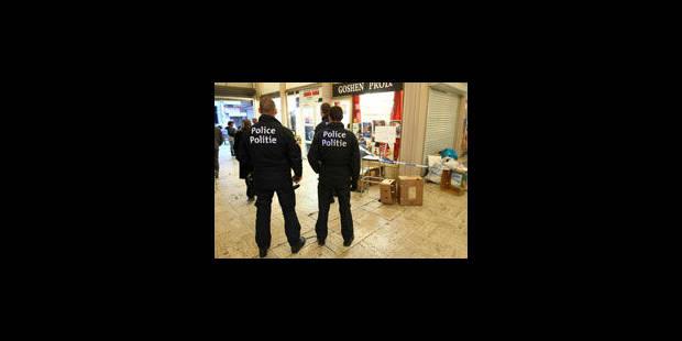 La formation de la police n'est pas adaptée au terrain - La Libre