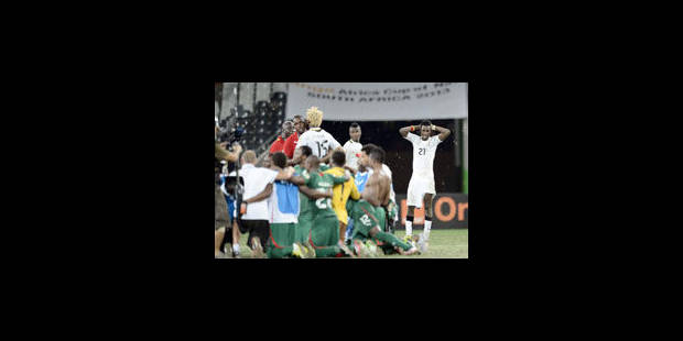 Une finale surprise Nigeria-Burkina Faso - La Libre
