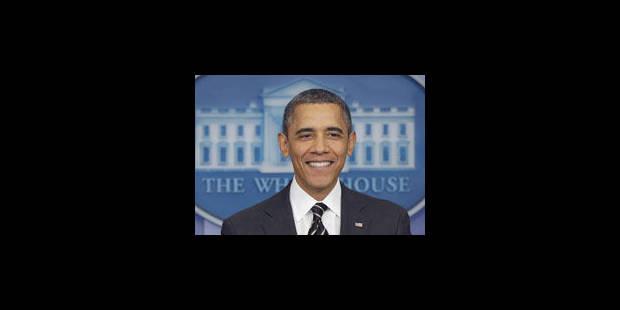 Obama se rendra pour la première fois en Israël - La Libre