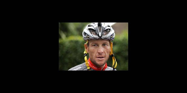 Armstrong doit bien craindre des poursuites - La Libre