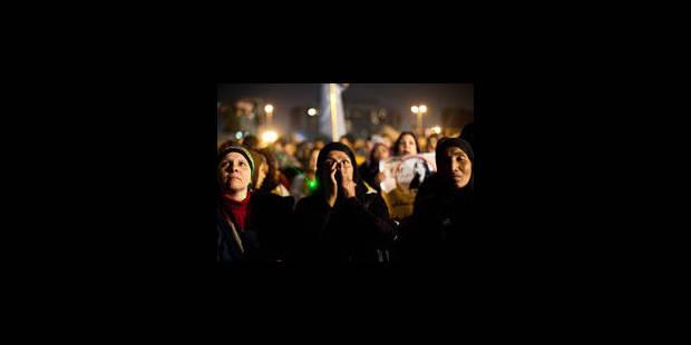 Place Tahrir, les femmes sont violées en toute impunité