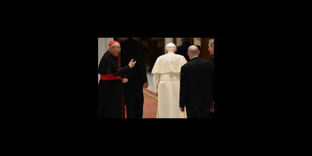 """Le pape savait qu'il n'y avait """"plus grand chose"""" à attendre de son pontificat"""